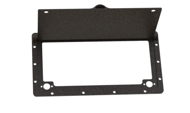 Radiator Air Box Door (Black)